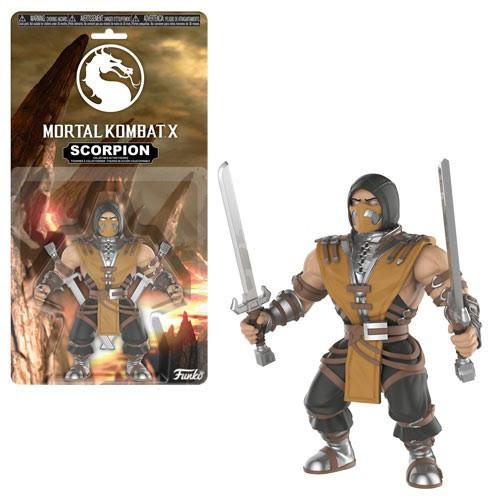 Funko Mortal Kombat X Scorpion Action Figure [Regular Version]