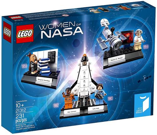 LEGO Ideas Women of NASA Set #21312
