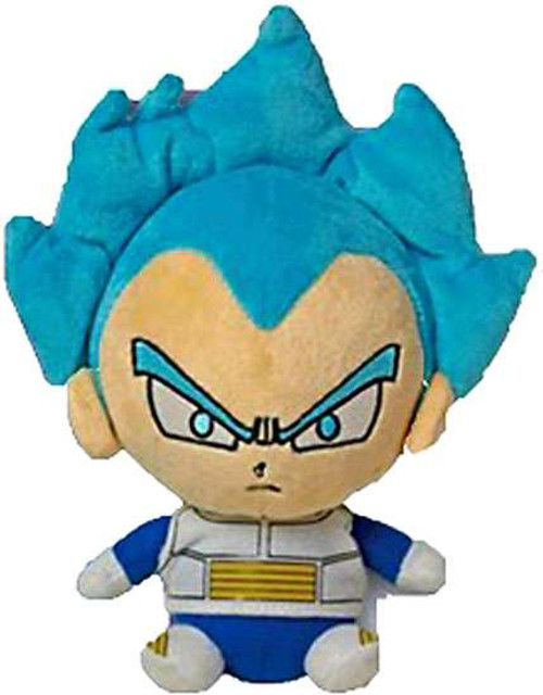 Dragon Ball Super Super Saiyan Blue Vegeta 6-Inch Plush