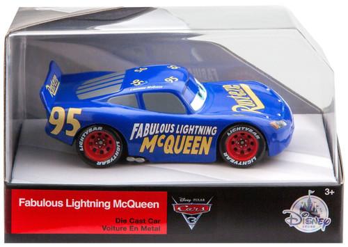 Disney / Pixar Cars Cars 3 Fabulous Lightning McQueen Exclusive Diecast Car