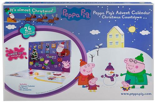 Peppa Pig's Advent Calendar
