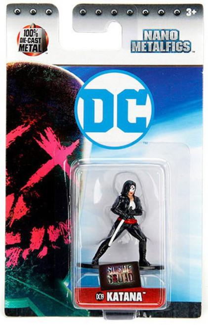 DC Nano Metalfigs Katana 1.5-Inch Diecast Figure DC19