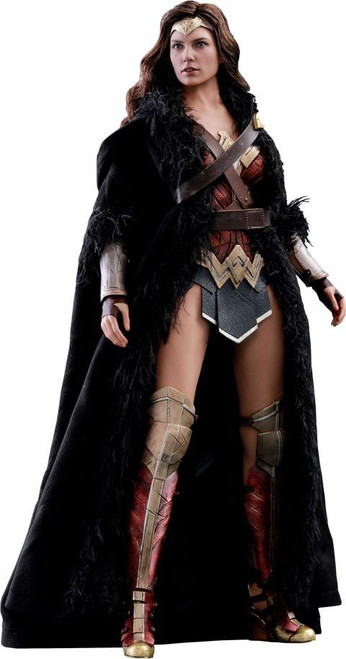 DC Justice League Movie Wonder Woman Collectible Figure [Deluxe Version]