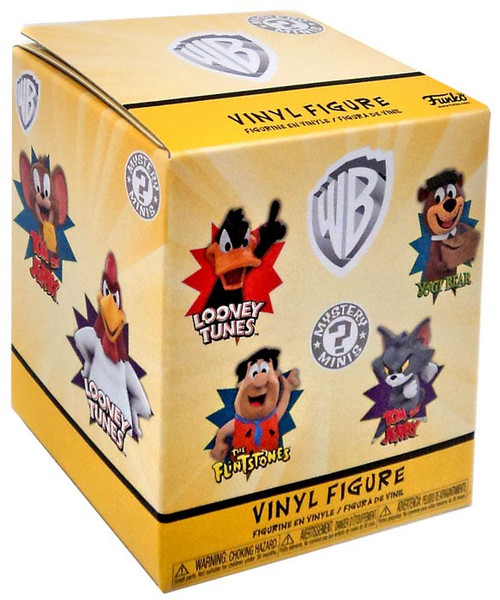 Funko Mystery Minis Warner Bros. Mystery Pack