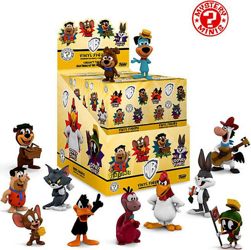 Funko Mystery Minis Warner Bros. Mystery Box [12 Packs]