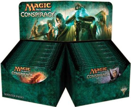 MtG Trading Card Game Conspiracy Booster Box [Japanese]
