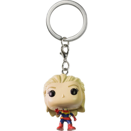 Funko Pocket POP! Captain Marvel Keychain [Loose]