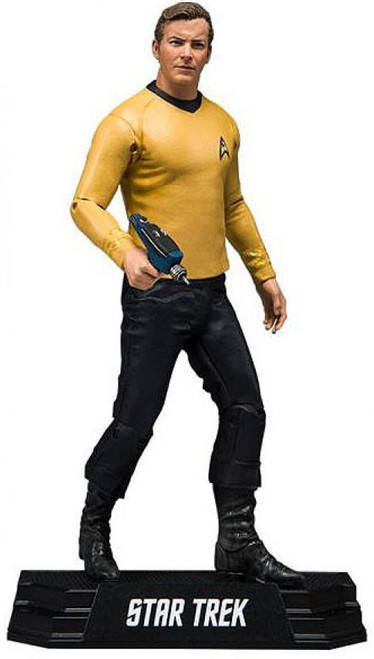McFarlane Toys Star Trek The Original Series Captain James T. Kirk Action Figure