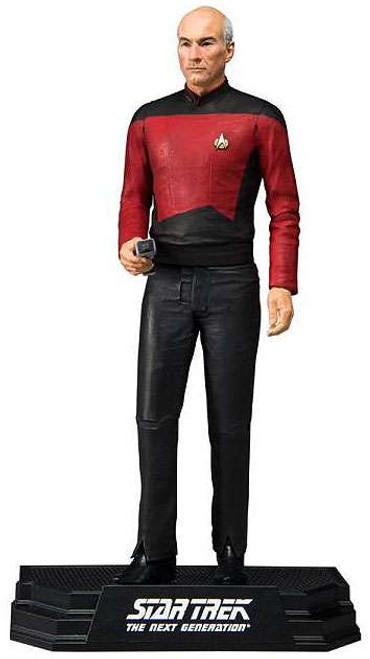 McFarlane Toys Star Trek: The Next Generation Captain Jean-Luc Picard Action Figure