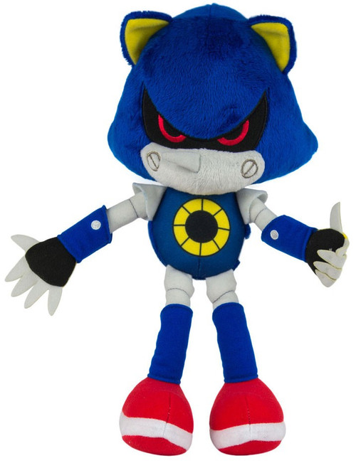 Sonic The Hedgehog Metal Sonic 12-Inch Deluxe Plush