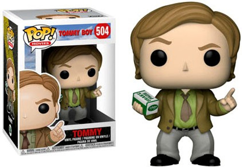Funko Tommy Boy POP! Movies Tommy Vinyl Figure #504