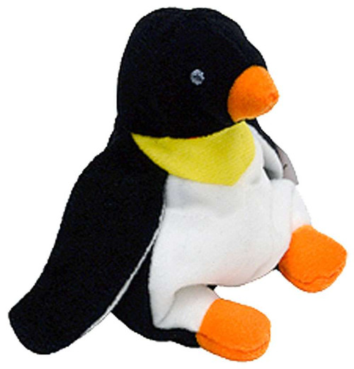 Beanie Babies McDonalds Waddle the Penguin Beanie Baby Plush #11