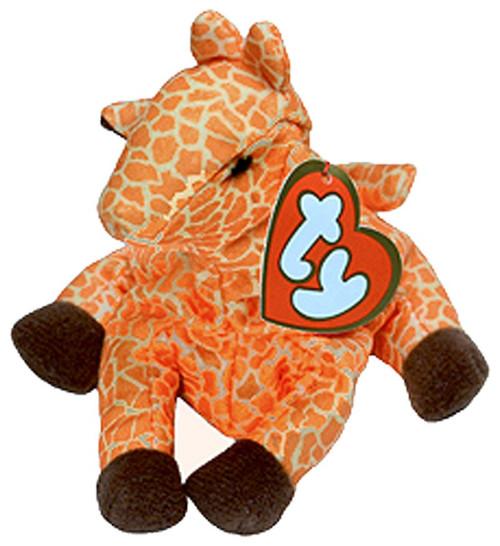 Beanie Babies McDonalds Twigs the Giraffe Beanie Baby Plush #3