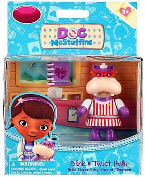 Disney Doc McStuffins Hallie Exclusive Action Figure [Blink & Twist, Damaged Package]