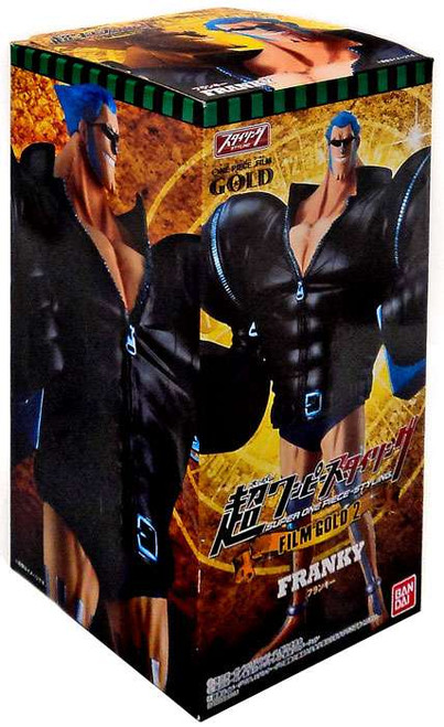 Super One Piece Styling Franky 5.5-Inch Collectible Figure [Film Gold 2]