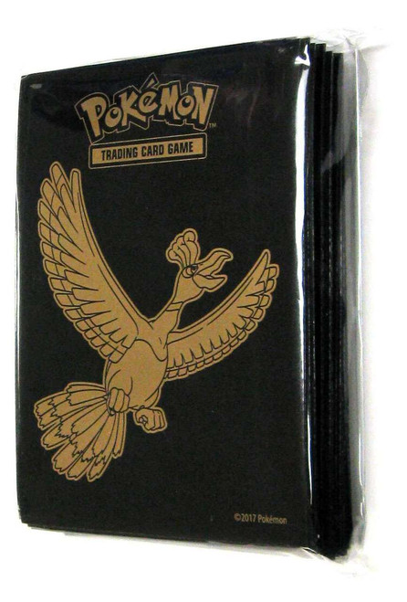Ultra Pro Pokemon Trading Card Game Shining Ho-Oh Card Sleeves [65 Count]