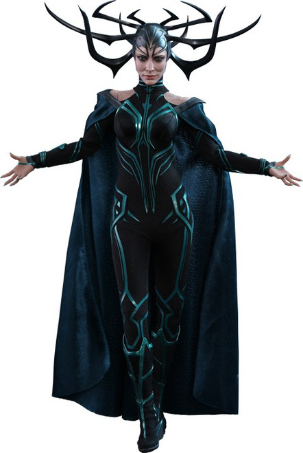 Marvel Thor: Ragnarok Movie Masterpiece Hela Collectible Figure MMS449