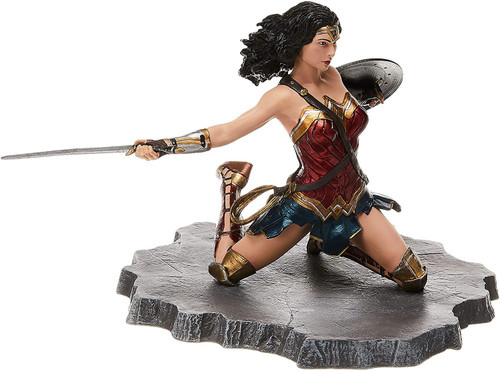 Justice League Movie DC Gallery Wonder Woman PVC Figure Statue
