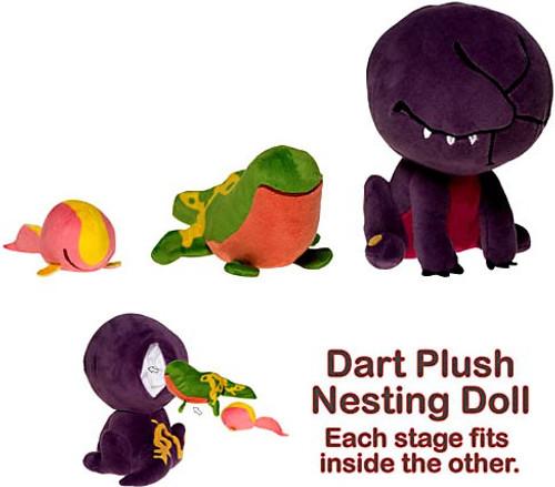 Funko Stranger Things SuperCute Dart 9-Inch Nesting Dolls Plush