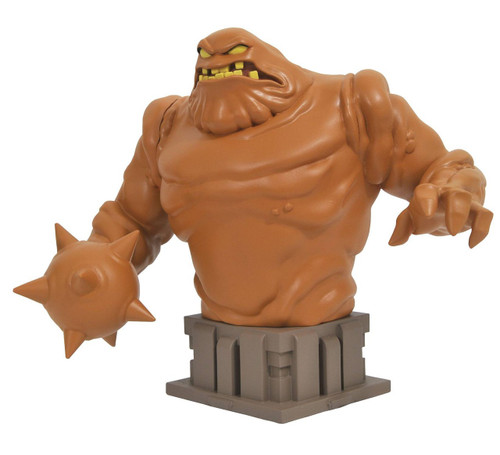 DC The Animated Movie Clayface 6-Inch Bust
