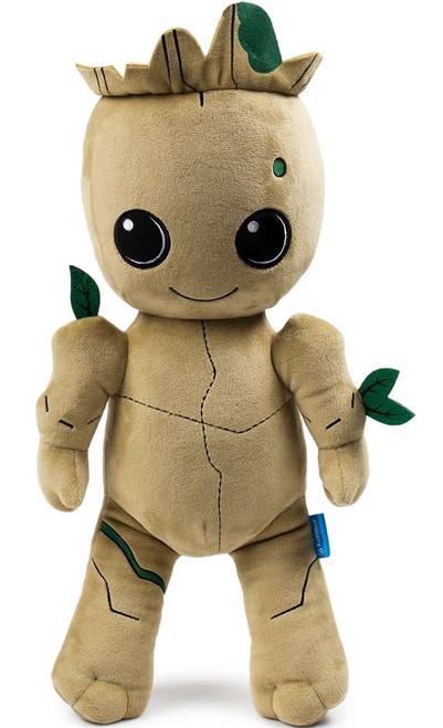 Marvel Phunny Baby Groot 16-Inch Plush [HugMe, Vibrates!]