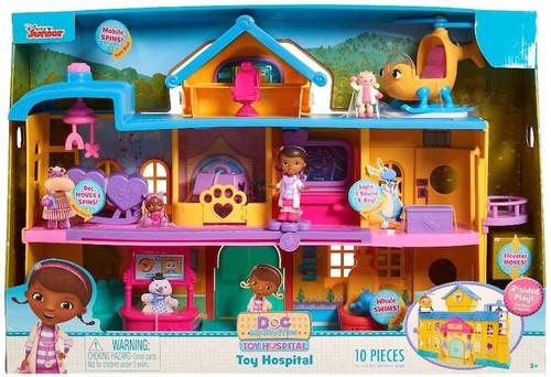 Disney Doc McStuffins Toy Hospital Playset