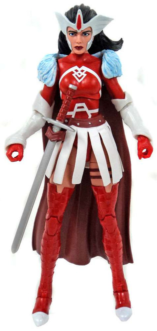 A-Force Heroines Marvel Legends Sif Action Figure [Loose]