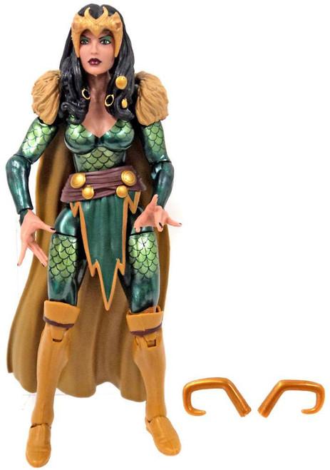 A-Force Heroines Marvel Legends Lady Loki Action Figure [Loose, Broken Horns]