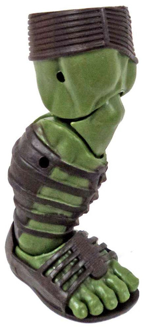 Marvel Legends Build a Figure Parts Hulk's Right Leg 6-Inch [Loose]
