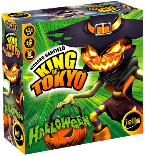 King of Tokyo Halloween Board Game Expansion