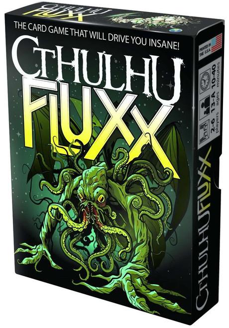 Fluxx Cthulhu Card Game