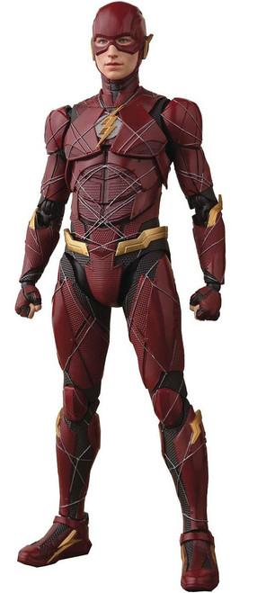 DC Justice League S.H. Figuarts The Flash Action Figure [Justice League]