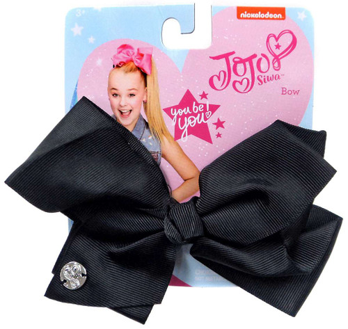 Nickelodeon JoJo Siwa Black Bow