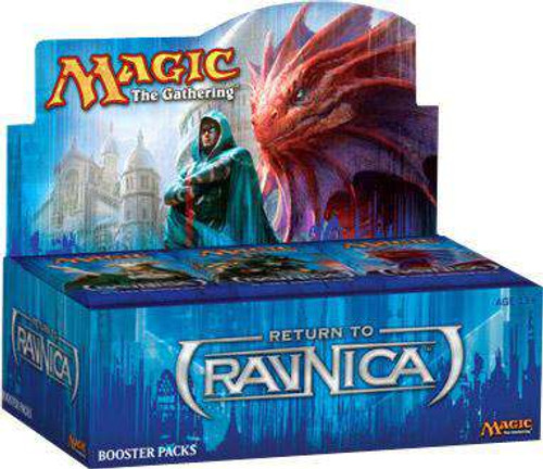 MtG Trading Card Game Return to Ravnica Booster Box [Japanese]