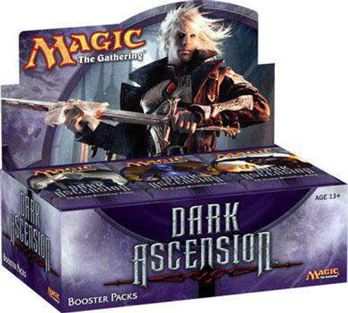 MtG Trading Card Game Dark Ascension Booster Box [Russian]
