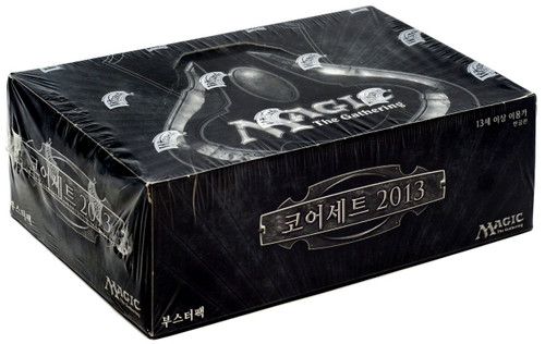 MtG Trading Card Game 2013 Core Set Booster Box [Korean]