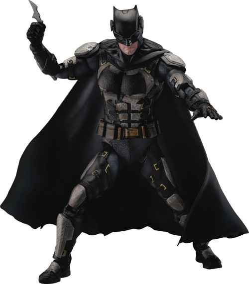 DC Justice League Movie Dynamic 8-ction Heroes Batman Exclusive Action Figure DAH-009 [Tactical Suit]