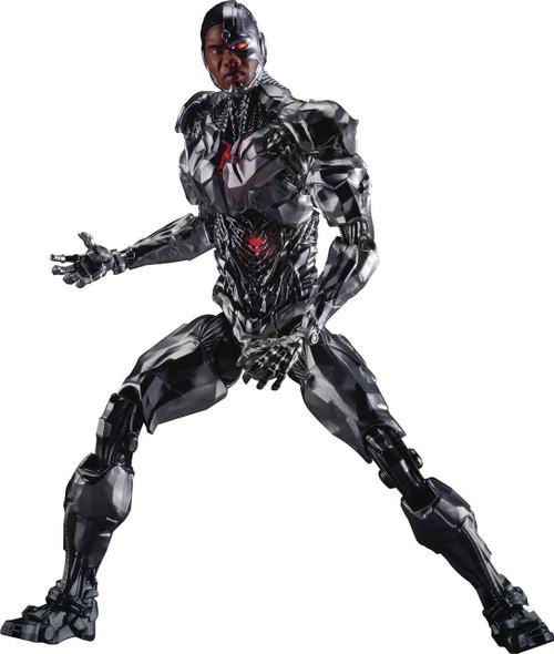 DC Justice League Movie Dynamic 8-ction Heroes Cyborg Exclusive Action Figure DAH-007