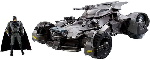 DC Justice League Movie Ultimate Justice League Batmobile R/C Vehicle