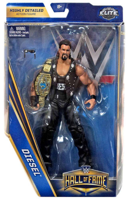 WWE Wrestling Elite Collection Hall of Fame Diesel Exclusive Action Figure