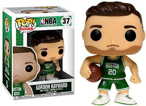 Funko NBA POP! Sports Basketball Gordon Hayward Vinyl Figure #37