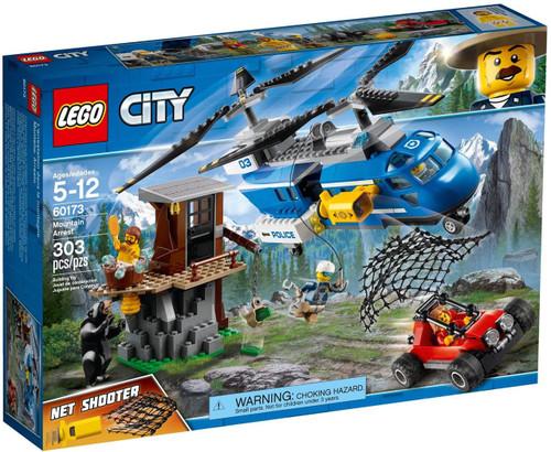 LEGO City Mountain Arrest Set #60173