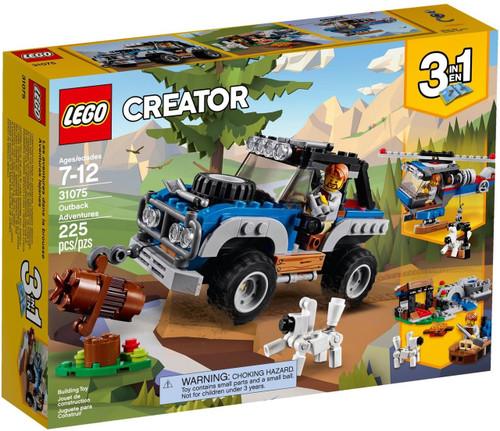 LEGO Creator Outback Adventures Set #31075