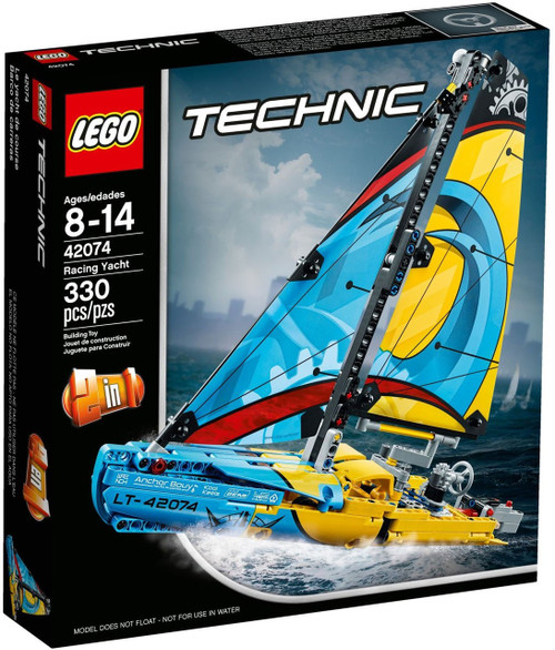 LEGO Technic Racing Yacht Set #42074