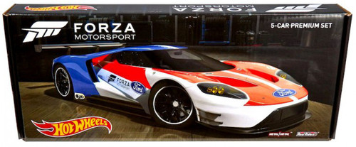 Hot Wheels Forza Motorsport Die-Cast Car 5-Pack Set