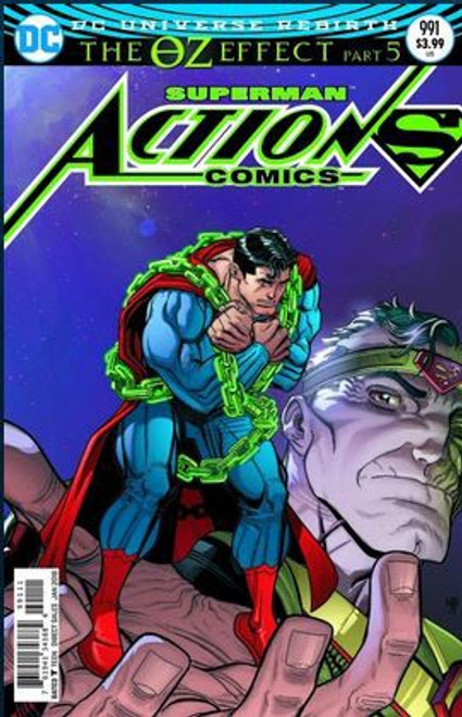 DC Action Comics #991 Comic Book
