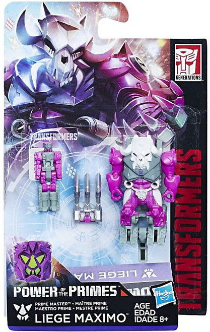 Transformers Generations Power of the Primes Liege Maximo / Skullgrin Master Action Figure