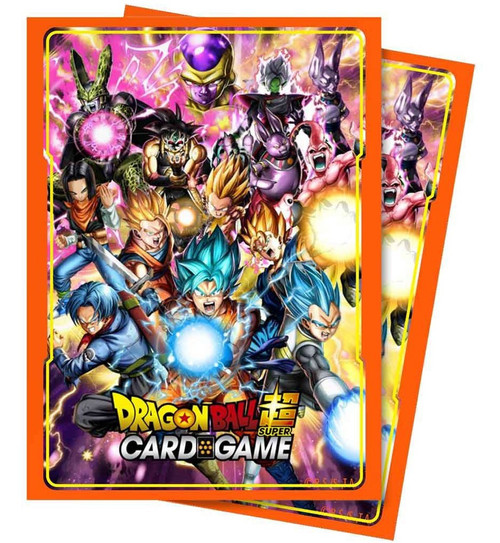 Ultra Pro Dragon Ball Super All Stars Standard Card Sleeves [65 Count]