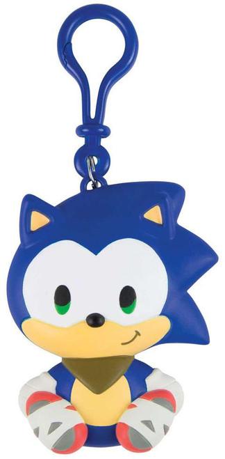 Sonic Boom Emoji Happy Sonic Clip On Figure