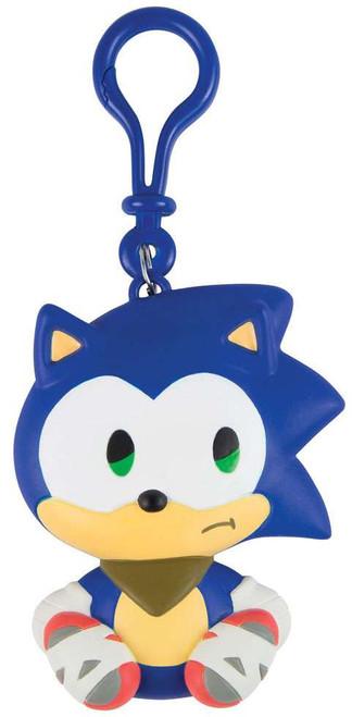 Sonic Boom Emoji Sad Sonic Clip On Figure
